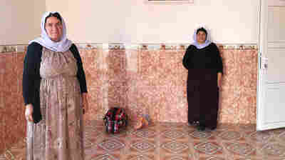 With No Options, Displaced Iraqi Yazidis Return To Homes Destroyed In ISIS Fight