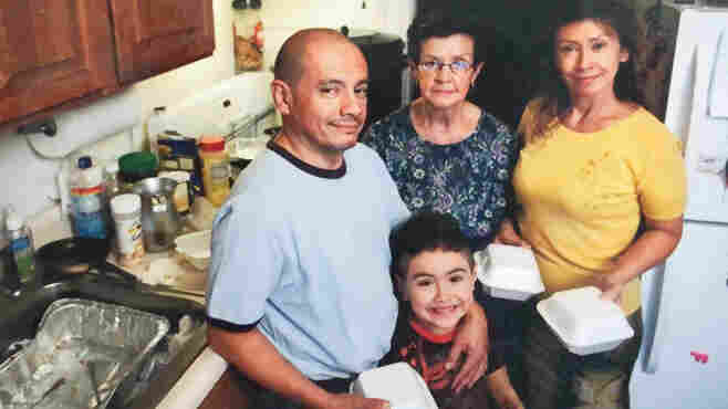 A Family Tradition Of Feeding Workers In Need: 'You Do Not Need To Be Rich'