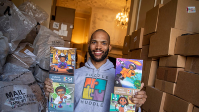 How A D.C. Puzzle Company Won Over Oprah With Its Diverse Characters