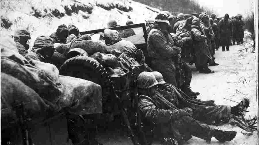 'God ... Let Us Survive': Remembering Korean War's Chosin Battle And Evacuation