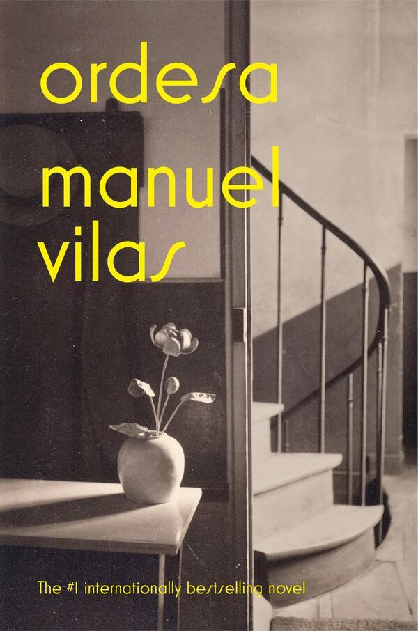 Ordesa, by Manuel Vilas