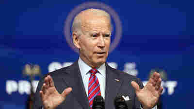 Biden Urges Action On COVID-19 Relief Now With Hopes For More In New Year