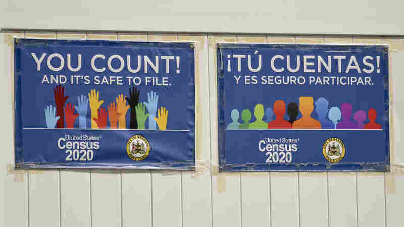 Millions Of Census Records May Be Flawed, Jeopardizing Trump's Bid To Alter Count