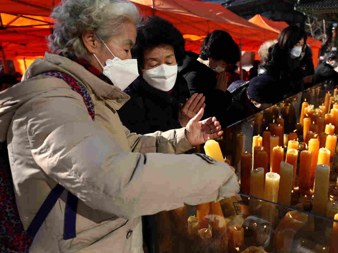 S. Korea Considers Tighter Coronavirus Restrictions As Cases Spike