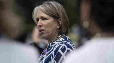 Gov. Lujan Grisham, If Picked As HHS Secretary, Says She'd Keep 'Eye On The Prize'