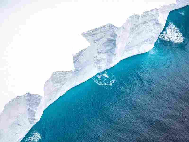 Photos Capture World's Largest Iceberg As It Heads Toward South Atlantic Island