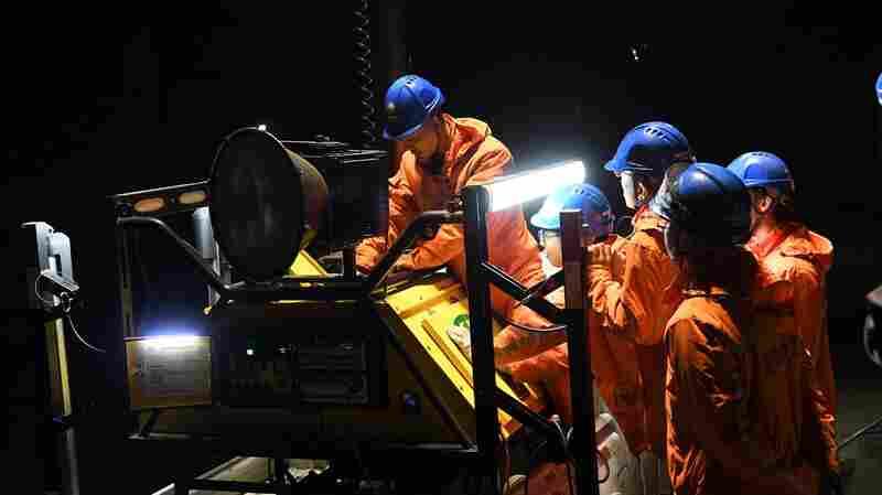 Carbon Monoxide Leak Leaves 18 Dead At Coal Mine In Southwest China