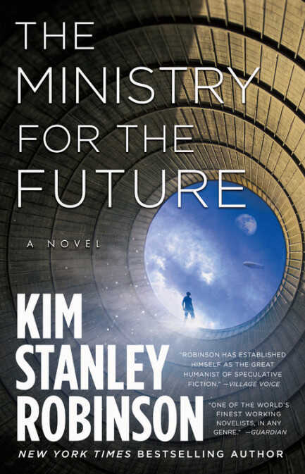 The Ministry for the Future, by Kim Stanley Robinson