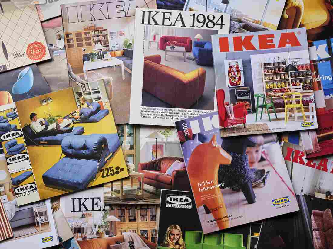 Swedish furniture retailer Ikea to end physical catalogue after 7 decades
