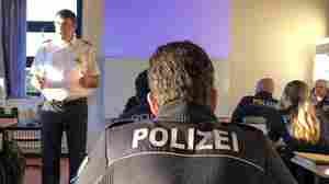 With Far-Right Extremism On The Rise, Germany Investigates Its Police