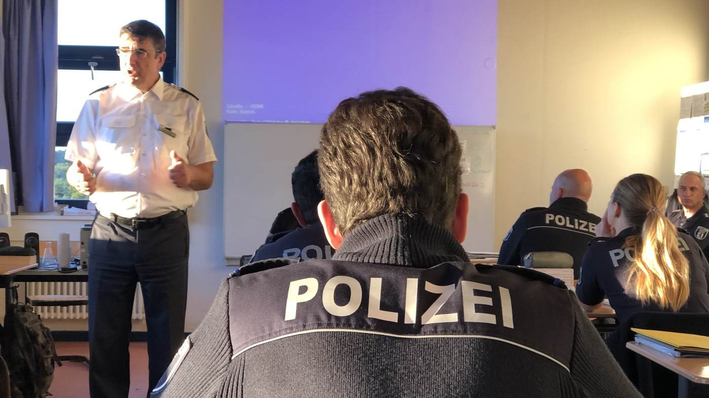 With Far-Right Extremism On The Rise Germany Investigates Its Police – NPR