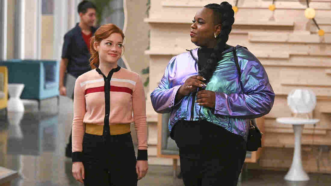 Jane Levy and Alex Newell from NBC's Zoey's Extraordinary Playlist join NPR's Ask Me Another.