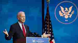 In 'Critical Time,' Biden Introduces Health Team That Would Lead COVID-19 Response