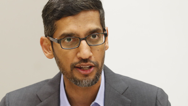 Google CEO Sundar Pichai on Wednesday apologized to the company in the aftermath of the dismissal of a prominent Black artificial intelligence researcher.
