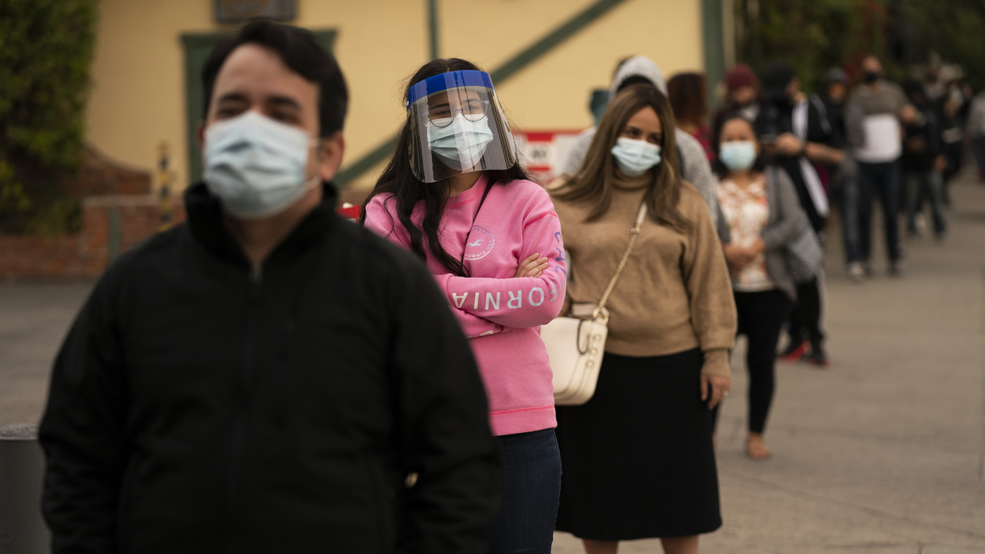 U.S. Hits Highest 1-Day Toll From Coronavirus With 3,054 Deaths