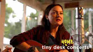 Ashley Ray: Tiny Desk (Home) Concert
