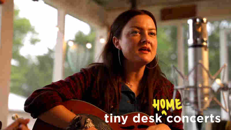 Ashley Ray: Tiny Desk (Home) Concert