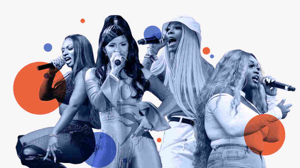 2020 Was The Year Female Rappers Dominated