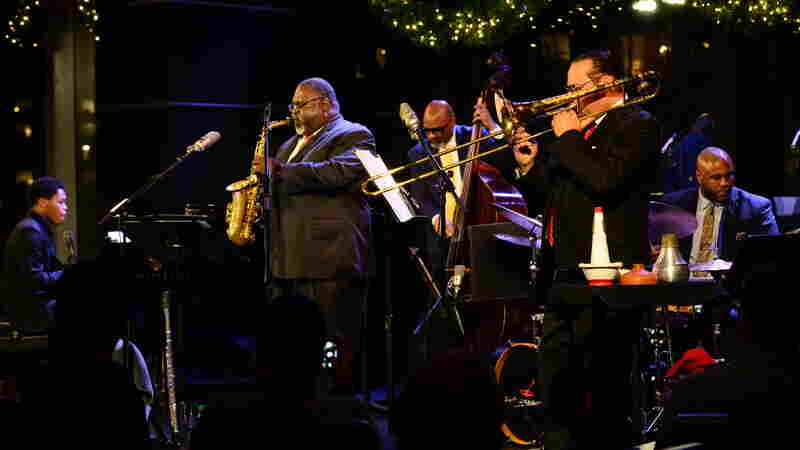 Ring In The Holiday Season With Sherman Irby