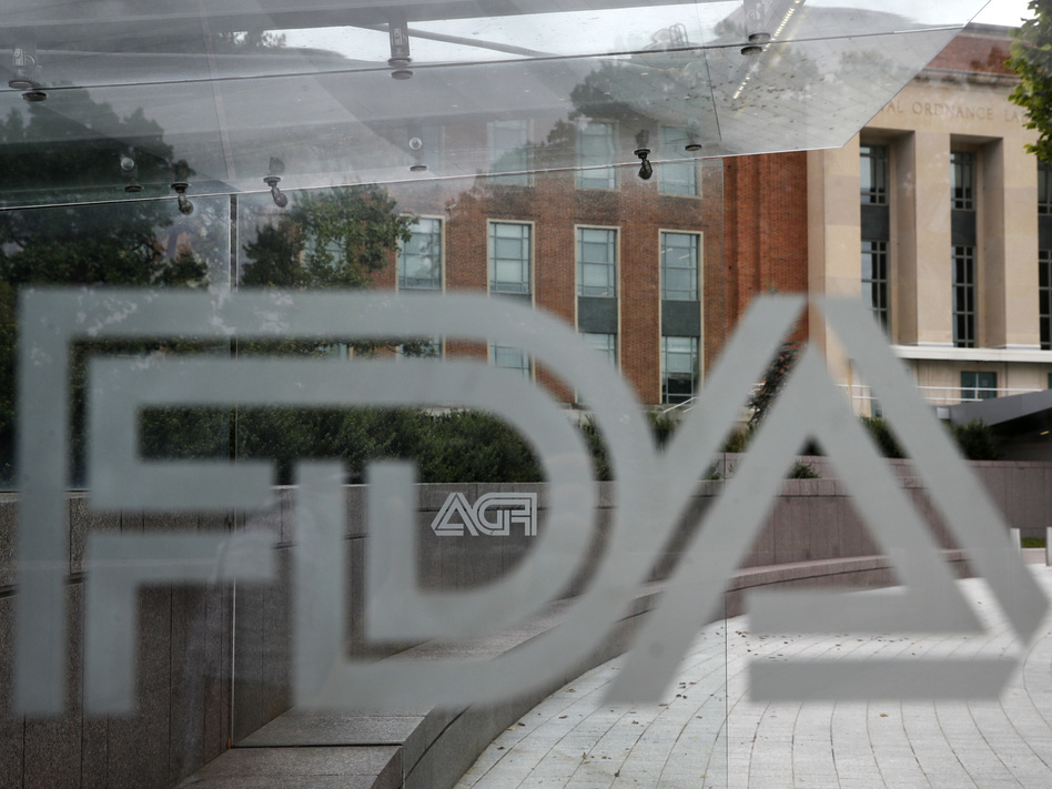A panel of advisers to the Food and Drug Administration met Thursday to evaluate Pfizer and BioNTech's COVID-19 vaccine and make recommendations on emergency use to the agency. A quick FDA decision is expected after the advisers' 17-4 vote. (Jacquelyn Martin/AP)