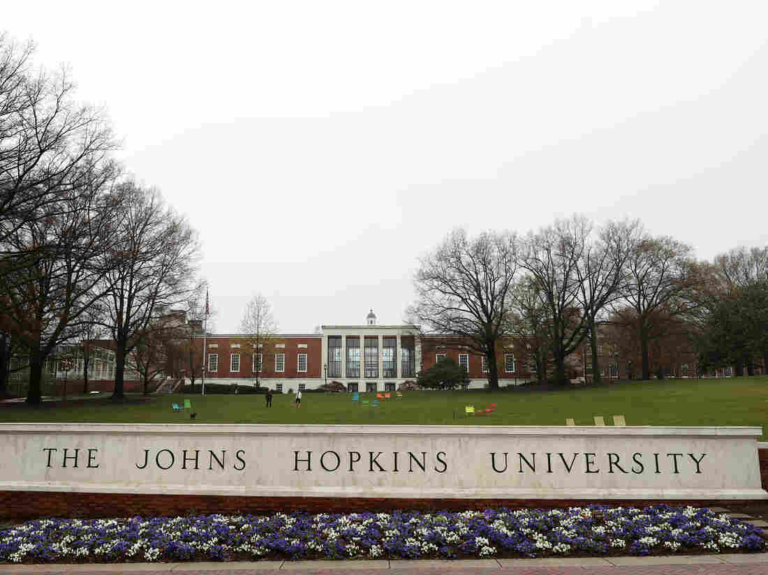 Johns Hopkins, Long Believed An Abolitionist, Actually Owned Slaves, University Says