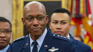 For Air Force Leader, Making Video On Racism He's Faced Was 'The Right Thing To Do'