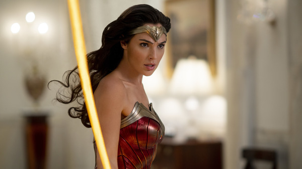 Wonder Woman 1984, starring Gal Gadot, will open in theaters and stream on HBO Max when it