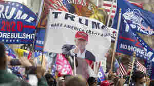 4 Stabbed, 33 Arrested After Trump Supporters, Counterprotesters Clash In D.C.