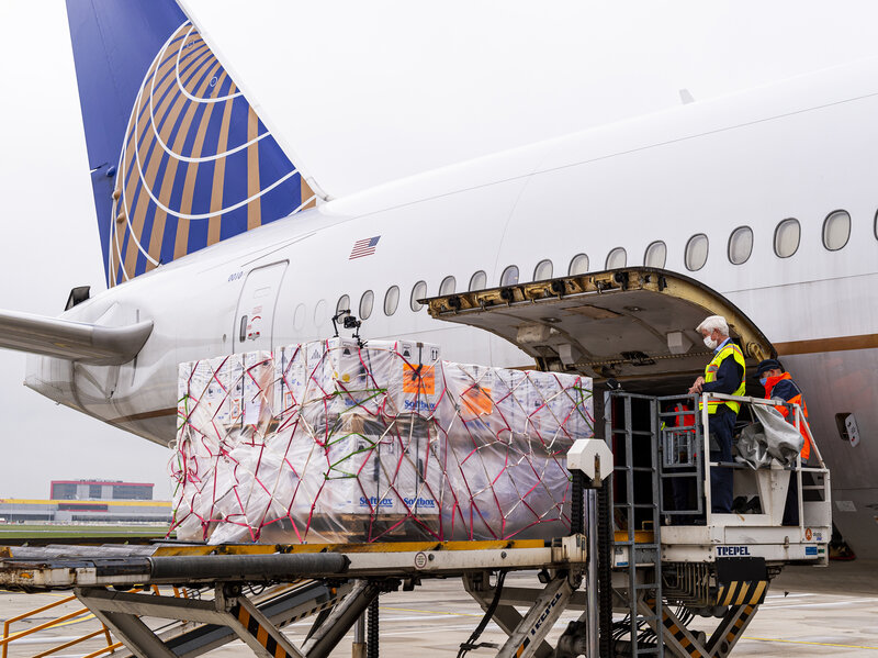 Coronavirus Vaccine Transportation Will Be A Huge Logistical Challenge : NPR