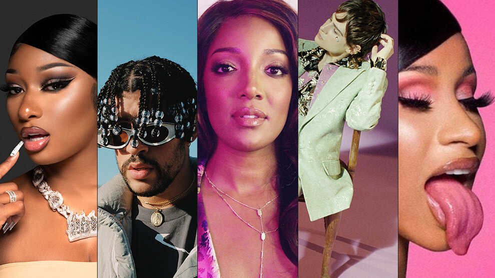 NPR Music's Listening Party For The Top 5 Songs Of 2020