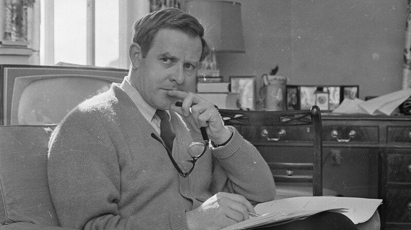 John Le Carré, Spy Novelist, Dead at 89 : NPR