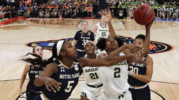 NCAA announced plans are underway to play the entire women