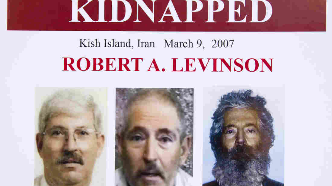 Iranian Officials Sanctioned Over Levinson Disappearance