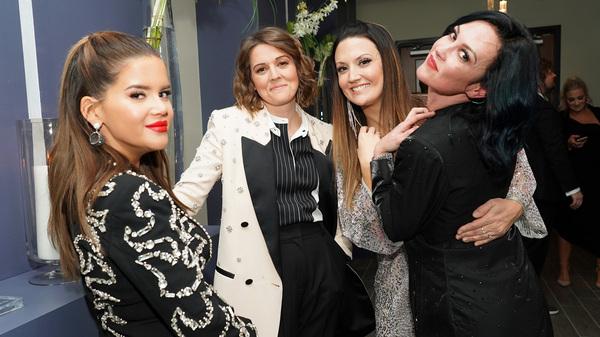 Maren Morris, Brandi Carlile, Natalie Hemby and Amanda Shires of The Highwomen.