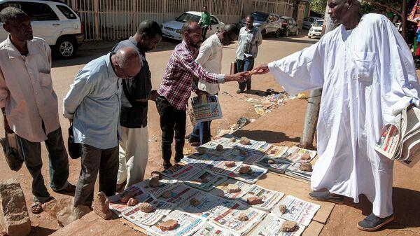 People in Sudan