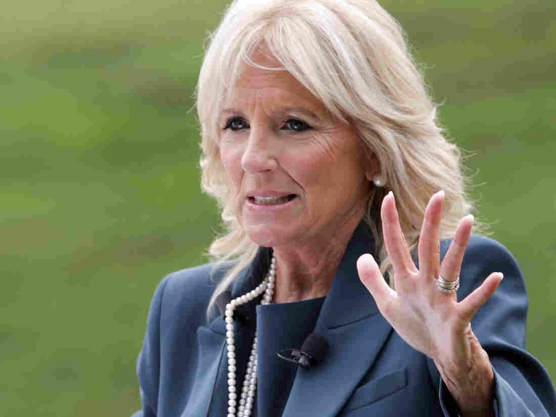 Jill Biden Defended After Columnist Disrespects Title, Calls Her 'Kiddo'