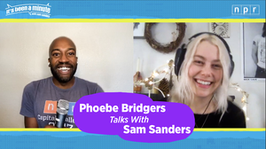 'I Can't Wait To Hate Tour Again': Phoebe Bridgers On Her Breakout Year