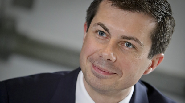 Pete Buttigieg, seen in 2019, is expected to be named Joe Biden's transportation secretary. He's a former mayor of South Bend, Ind., and Democratic presidential candidate.