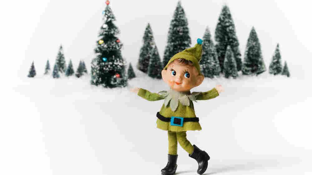 It Must Be Christmastime. David Sedaris Reads 'Santaland Diaries'