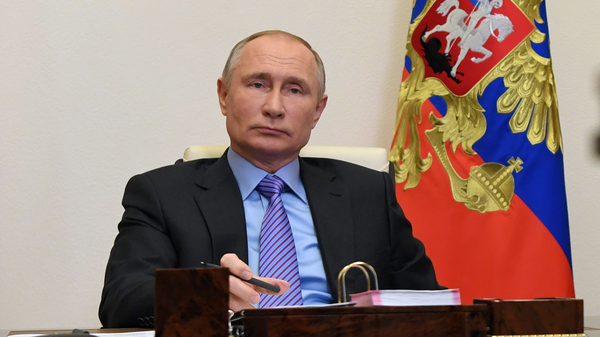 """Russian President Vladimir Putin told U.S. President-elect Joe Biden, """"For my part, I am ready for interaction and contacts with you,"""" according to the Kremlin."""
