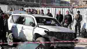 Kabul's Deputy Governor Killed In Bomb Blast