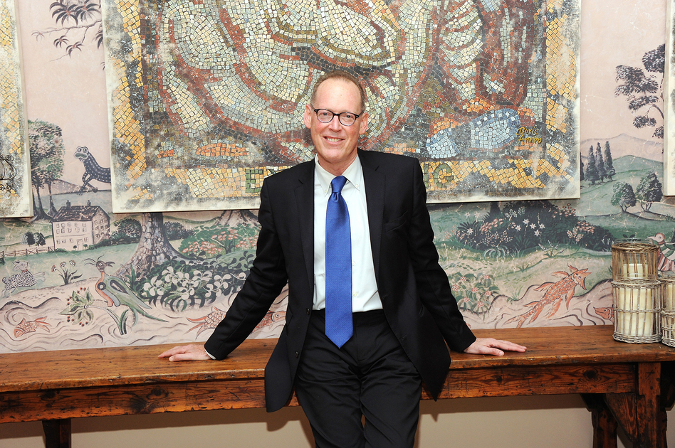 Dr. Paul Farmer, an infectious disease specialist and cofounder of Partners In Health, is the 2020 recipient of the million dollar Berggruen Prize for Philosophy and Culture. (Desiree Navarro/Getty Images)