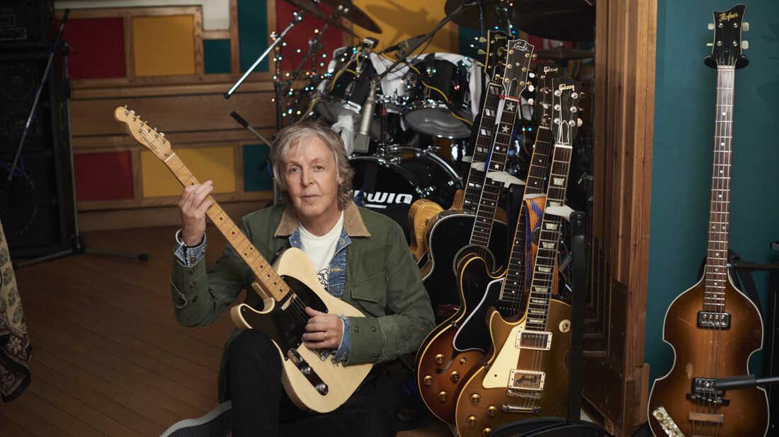 On 'McCartney III,' Paul McCartney Is A One-Man Show Again