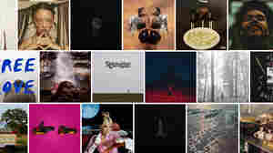 Poll Results: NPR Listeners Pick The Top Albums Of 2020