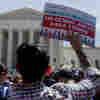 Supreme Court Punts Census Case, Giving Trump An Iffy Chance To Alter Numbers