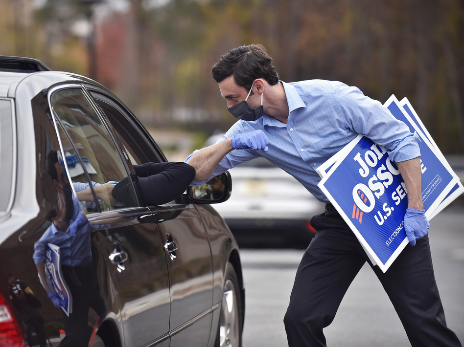 In Georgia Runoffs, Dems Are Running Hard On Health Care ...