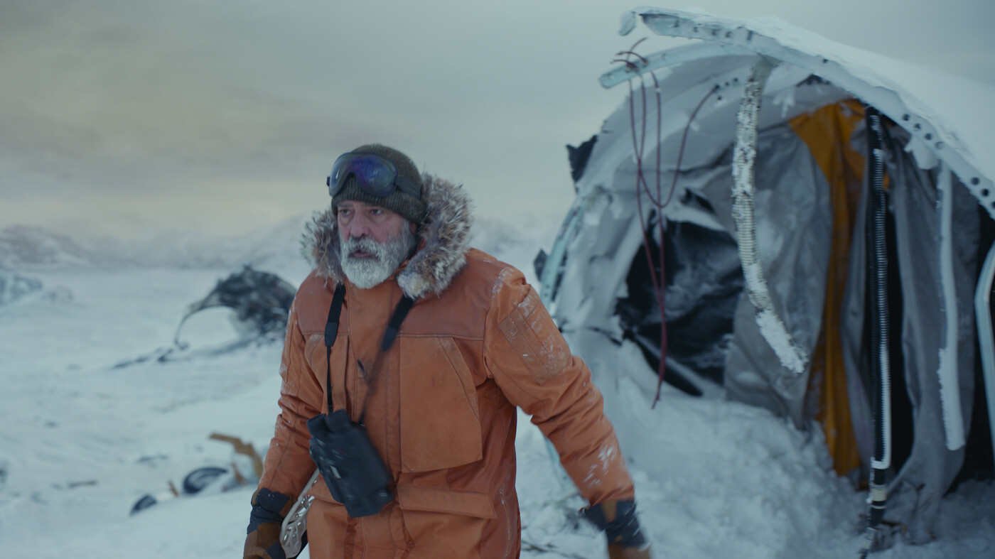 How Empty Is George Clooney's 'The Midnight Sky'? : Pop Culture Happy Hour