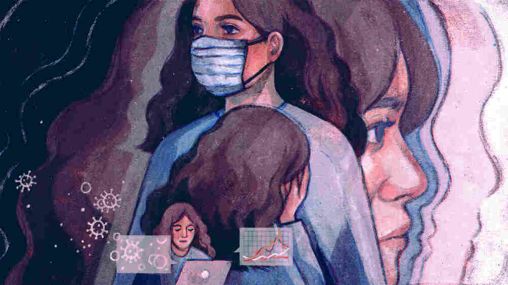 'My Bank Account Has $4': Pandemic Has Left Millions Of Livelihoods In Limbo
