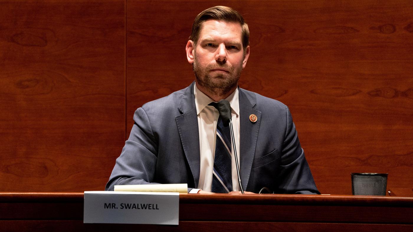 FBI Briefs Reps. Pelosi McCarthy on Rep. Swalwell's Ties to Suspected Chinese Spy – NPR