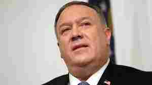 Pompeo Says Russia 'Pretty Clearly' Behind Cyberattack, Prompting Pushback From Trump